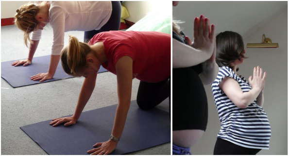 Pregnancy Yoga Edinburgh